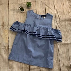 Blue blouse from Blue Rain